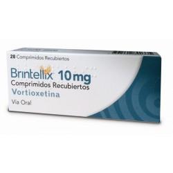 Бринтелликс, табл. п/о пленочной 10 мг №28